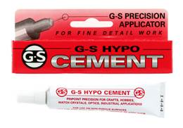 Jewelry Adhesive G-S Hypo Cement Glue