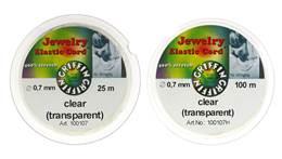 Clear Elastic Cord 0.70mm