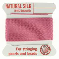 Griffin Silk Cord Dark Pink