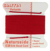 Griffin Silk Cord Red