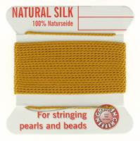 Griffin Silk Cord Amber