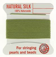 Griffin Silk Cord Jade Green
