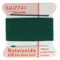 Griffin Silk Cord Green