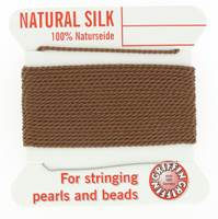 Griffin Silk Cord Brown