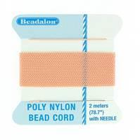 Griffin Nylon Cord Light Pink