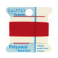 Griffin Nylon Cord Red