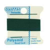 Griffin Nylon Cord Green