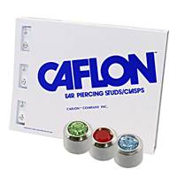 Caflon Assorted Color Mini White Bezel Set