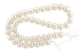 Freshwater Pearl White 10-11mm Graduated Round