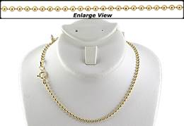 14K Gold Chains (Ready to Wear)