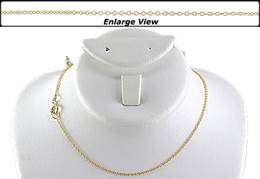 18K Chains (Ready To Wear)