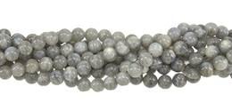 Labradorite Bead Ball Shape Grade A-