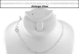 Sterling Silver Chains (Ready to Wear)