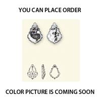 Sold By Pack Item 6091 Swarovski Crystal Pendants
