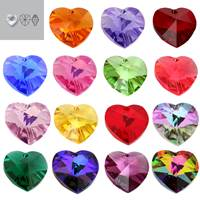 Sold By Piece Item 6228 Swarovski Crystal Pendants