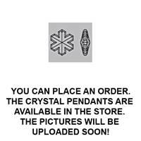 Item 6704 Swarovski Crystal Pendants