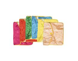 SIZE C SILK POUCHES IN MIX COLORS 27277-BX