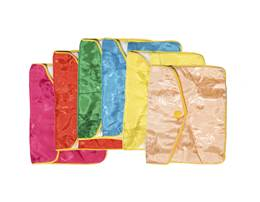 SIZE D SILK POUCHES IN MIX COLORS 27278-BX
