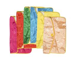 SIZE E SILK POUCHES IN MIX COLORS 27279-BX
