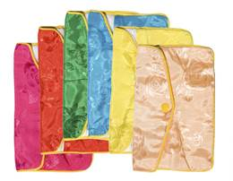 Assorted Colors Silk Bags