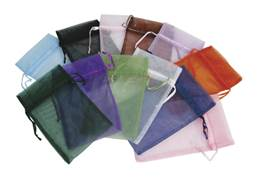 Organza Pouches BX1293 (Special Order Only)