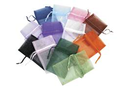 Assorted Colors Pouches