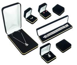 Jewelry Classic Velvet Style II Boxes