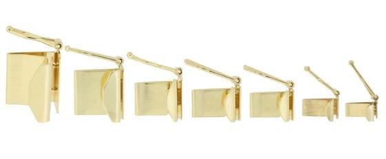 10k Gold Box Clasp Tongues