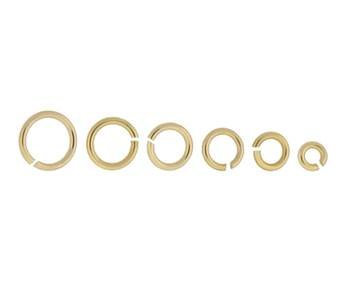 18K OPEN JUMPRING 0.63MM THICK 10068-18K