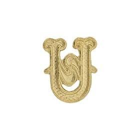 14ky letter u 9.56mm