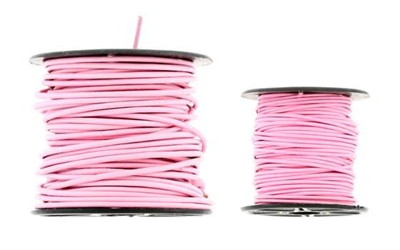 Leather Cord Light Pink