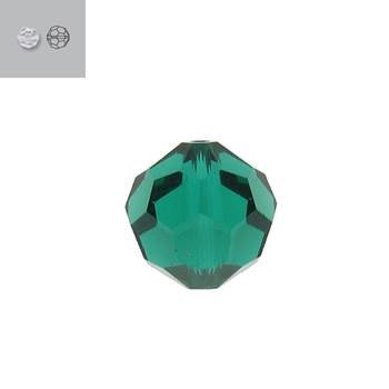 6MM EMERALD 5000 SWAROVSKI BEAD SOLD BY PACK