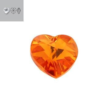 10.3X10MM TOPAZ AURORE BOREALE 6228 SWAROVSKI PENDANT SOLD BY PACK