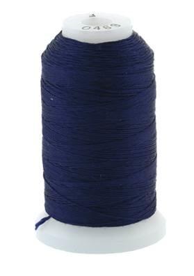 Silk Thread Navy Blue