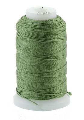 Silk Thread Dark Green