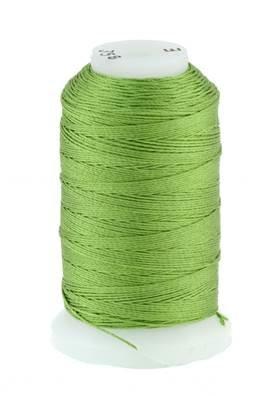Silk Thread Bright Green