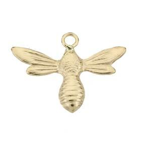 14ky 11x14mm insect charm