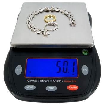 gemoro 1000 grams counter-top scales