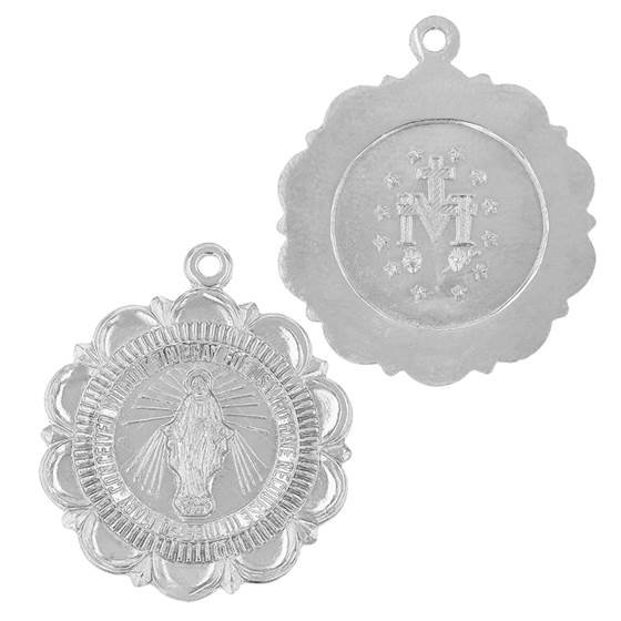 ss 22mm mary charm
