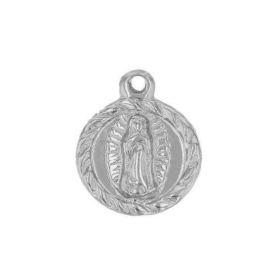 ss 8.5mm guadalupe charm