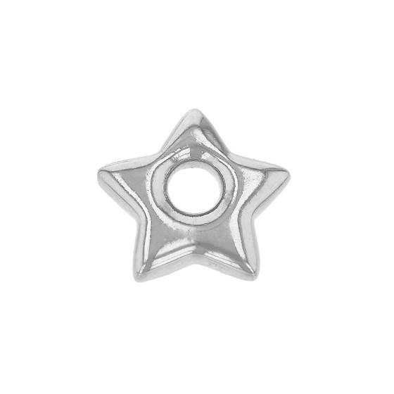 11mm star charm