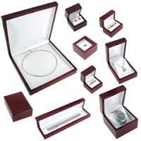 Jewelry Veneer Rosewood I Boxes