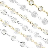 Swarovski Crystal Chains