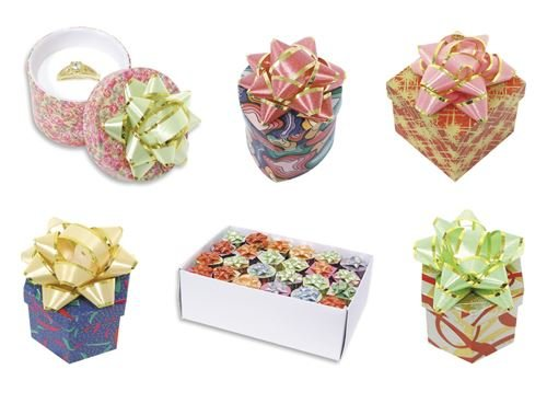 PAPER WRAPPED RING BOX