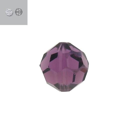 3MM AMETHYST 5000 SWAROVSKI BEAD SOLD BY PACK