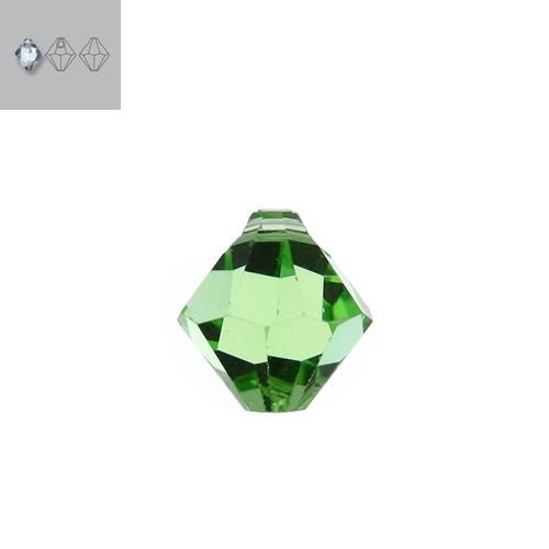 8MM PERIDOT 6301 SWAROVSKI PENDANT SOLD BY PACK