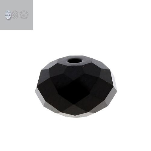 8MM JET 5040 SWAROVSKI BEAD